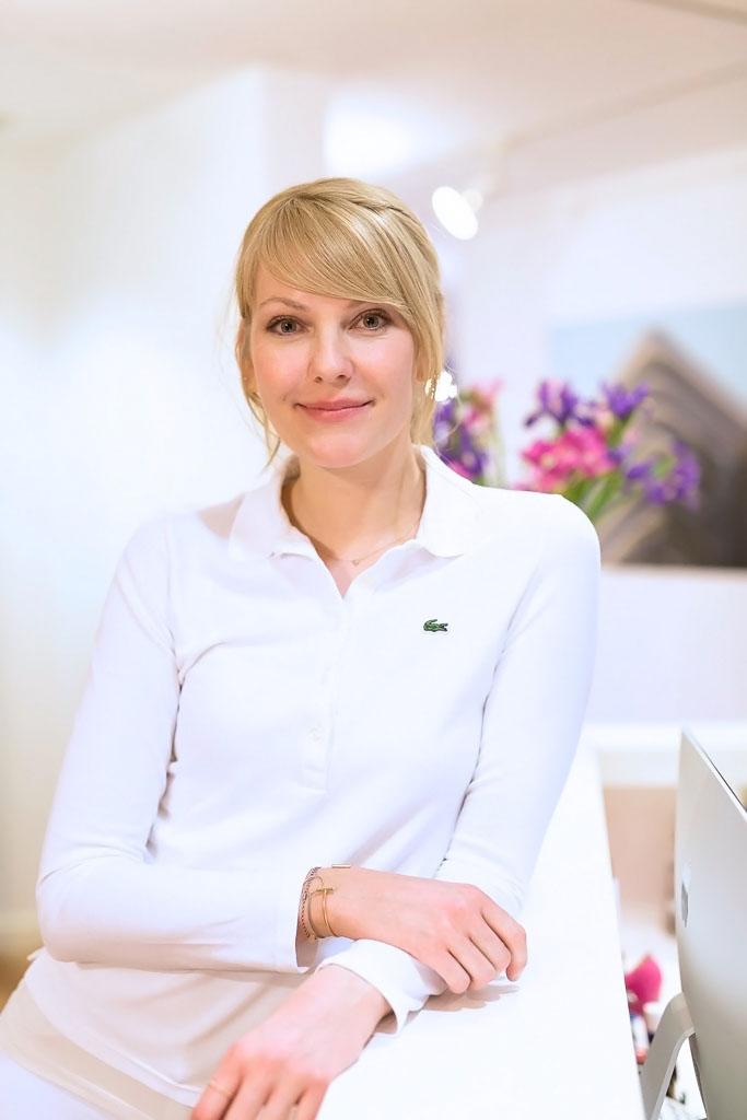 Fachzahnärztin Daniela Gerhard