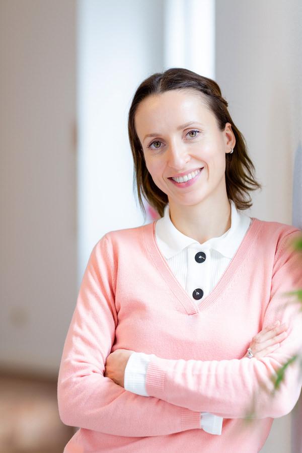 Galina Kromik - Zahnärztin